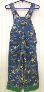 Vintage OshKosh B'Gosh Vestbak Overalls Toddler Size 3T