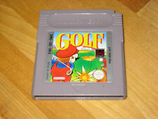 Gameboy Golf Gamboy Color GBA Retro Nintendo Gameboy Sports