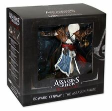 Assassin´s Creed IV Black Flag Statue Edward Kenway Figur + Bonusinhalte DLC
