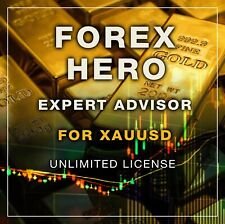 FOREX HERO Expert Advisor -  ForexHero for XAUUSD - NEW UPDATE - February 2020
