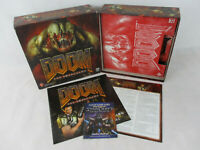 DOOM: The Board Game REPLACEMENT BOX & INSTRUCTIONS by FFG!!