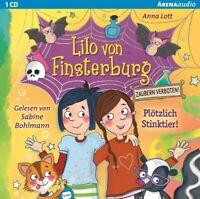 LILO VON FINSTERBURG-ZAUBERN VERBOTEN! (2)-LOTT,ANNA PLÖTZLICH STINKTIER CD NEW