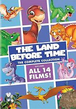 The Land Before Time: The Complete Collection 14 films 1 - 14 DVD Box Set R1 New