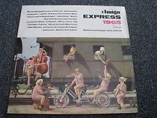 Amiga Express 1965 LP-1966-East Germany-V/A Sampler-Bärbel Wachholz-Schöbel