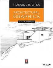 Architectural Graphics by Francis D. K. Ching (Paperback, 2015)