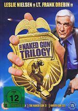 DVD-BOX - Die nackte Kanone - Trilogie - Leslie Nielsen