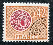TIMBRE FRANCE NEUF PREOBLITERE N° 134 ** / MONNAIE GAULOISE
