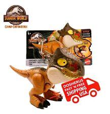 🔥New Jurassic World Camp Cretaceous Netflix Mini Carnotaurus Action Figure Toy