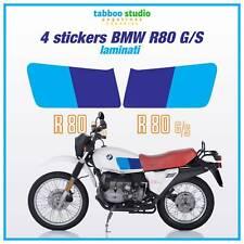 Kit adesivi serbatoio restauro moto BMW Motorrad R80 G/S GS stickers