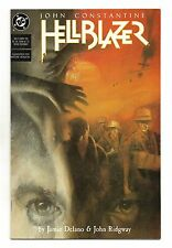Hellblazer Vol 1 No 5 May 1988 (VFN+) DC Comics, Modern Age (1980-Now)
