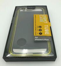 iPhone 6 Plus 6 Plus S Genuine ROCK Flashing Light Tube Case Neon Yellow New