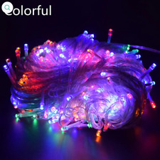 Holiday Led Christmas lights outdoor 10M 20M led string lights decoration