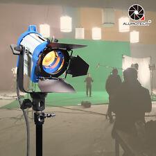 For Film Video Studio Fresnel 150W Tungsten Lighting Dimmer Built-in Spot Lamp