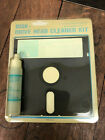 """NOS - 5 1/4""""  Disk Drive Head Cleaner Kit"""