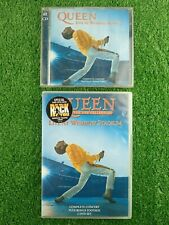 Queen - The DVD Collection: Live At Wembley Stadium + CD