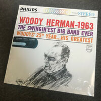Woody Herman 1963 The Swingin'est Big Band Ever 180G Speakers Corner Records ‎LP