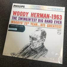 Woody Herman: 1963 by Woody Herman (Vinyl, Dec-2014, Speakers Corner)
