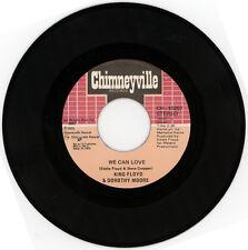 "KING FLOYD & DOROTHY MOORE  ""WE CAN LOVE""   70's SOULFUL DANCER      LISTEN!"