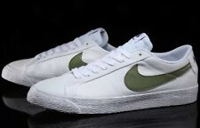 best loved 3c5c4 2cc98  New  Nike SB Blazer Zoom Low Canvas Men s Size 11 White Palm Green