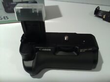 Genuine Canon BG-E5 Battery Grip for EOS 450D / 500D / 1000D