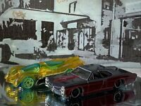 Hot Wheels '66 Pontiac GTO Boulevard Car Culture (2020) & TREASURE HUNT INCLUDED
