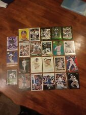 Matt Kemp lot of 23 different baseball cards various years brands Dodgers Braves