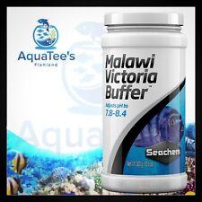 Seachem Malawi Victoria Buffer 300g Raises KH as well pH 7.8 - 8.4 Aquarium Fish