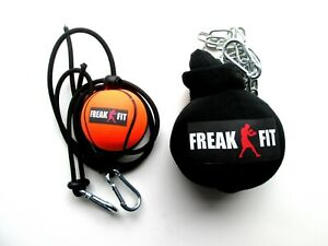 Boxing Package MMA Double End Dodge Speed Ball Floor to Ceiling Punch Slip Bag