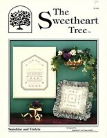 CROSS STITCH SUSANNA MAGAZINE 3//2016 ALPHABET ALPINE VIOLETS TYROL TOWEL