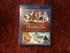 The Chronicles of Narnia : Prince Caspian : Like New 3 - Disc Blu-ray Set