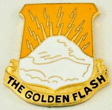 99th Signal Battalion Crest DI/DUI CB Balfour HM