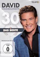 DAVID HASSELHOFF - 30   DVD NEU