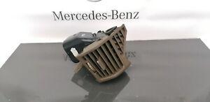 Mercedes Benz   W220  Original  Dashboard Console  Air Vent Right Side Beige