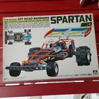 Aoshima Spartan 4WD Off Road Warriors 1/18 Model Kit #18377