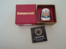 Caverswall China boxed thimble Royal Wedding HRH Charles and Diana July 1981