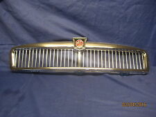 MG MGB BGT CHROME GRILL WITH  SLATS STYLE GRILL  1962 - 1970  ARH218     na3