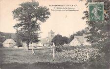 Abbaye de la Lucarne - vue générale avec les Dépendances