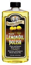 Parker & Bailey Guitar Lemon Oil - 16oz/473ml