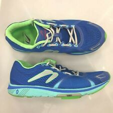 Newton Womens Gravity V Running Shoes W000216 Blue Low Top Mesh Sneakers 10.5