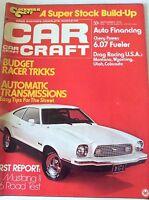 Car Craft Magazine Budget Racer Tricks September 1973 082017nonrh2