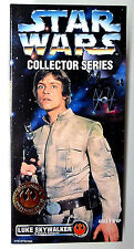 Star Wars 12 Inch Luke Skywalker Bespin Fatigues Action Figure New 1996 12""