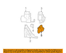 GM OEM-Rear Accelerometer 25702490