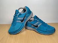 NIKE AIR ZOOM PEGASUS 29 Men's Blue Running Trainers Size UK 8 EU 42.5