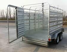 Cattle Trailer Brand New 10x5