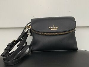 NEW Kate Spade Jackson Street Small Harlyn Black 100% Authentic New W/out Tag