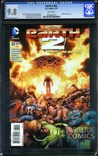 EARTH 2 #32 - CGC 9.8 - FINAL ISSUE - END OF THE SERIES - FIRST PRINT - SOLD OUT