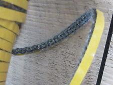 Scheibendichtung Dichtband Ofenband Glasscheibe Flachband 5/2mm Selbstklebend sc