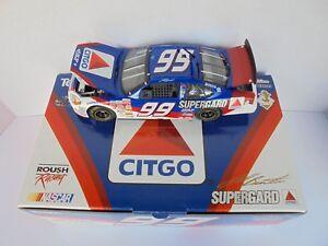 Jeff Burton #99 Citgo 2001 Ford Taurus Roush Racing TCOS 1/24th Nascar Diecast