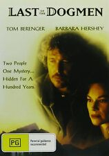 Last of the Dogmen 1996 DVD Two People One Mystery Hidden for a Hundred Years