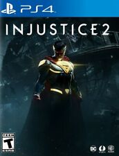 Injustice 2 Sony PlayStation 4 Game
